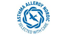 Asthma Allergy Nordic logo